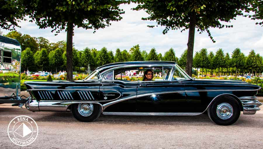 Buick Limited V8, USA 1958 ,304 PS Foto: Rena Hoffmann
