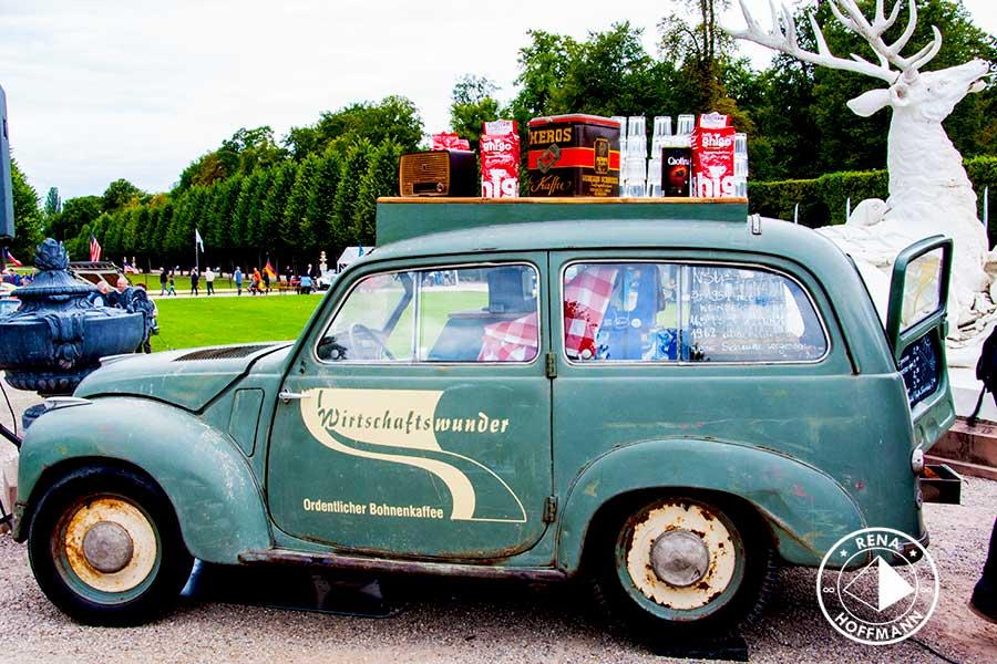 """Publikumspreis """"Wirtschaftswunder"""";) NSU Fiat Topolino Weinsberg, D 1954 Foto: Rena Hoffmann"""